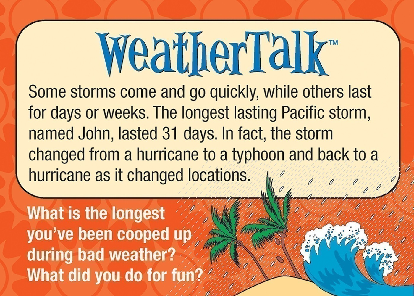 WeatherTalk®