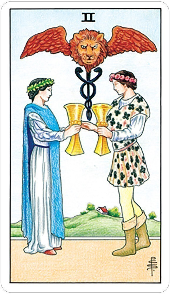 Universal Waite Tarot Deck Premiere Edition: U.S. Games Systems, Inc. > Tarot & Inspiration > Tiny