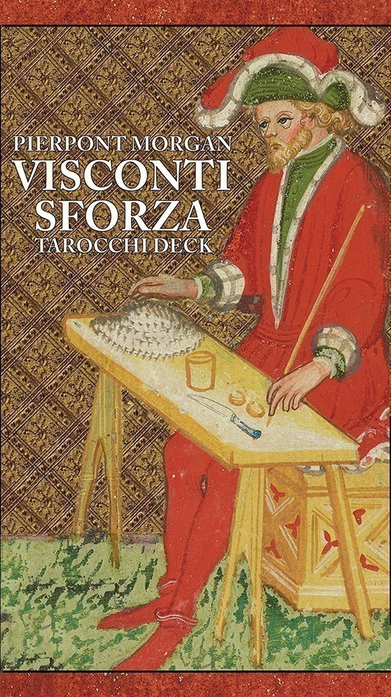 Visconti-Sforza Pierpont Morgan Tarocchi Deck