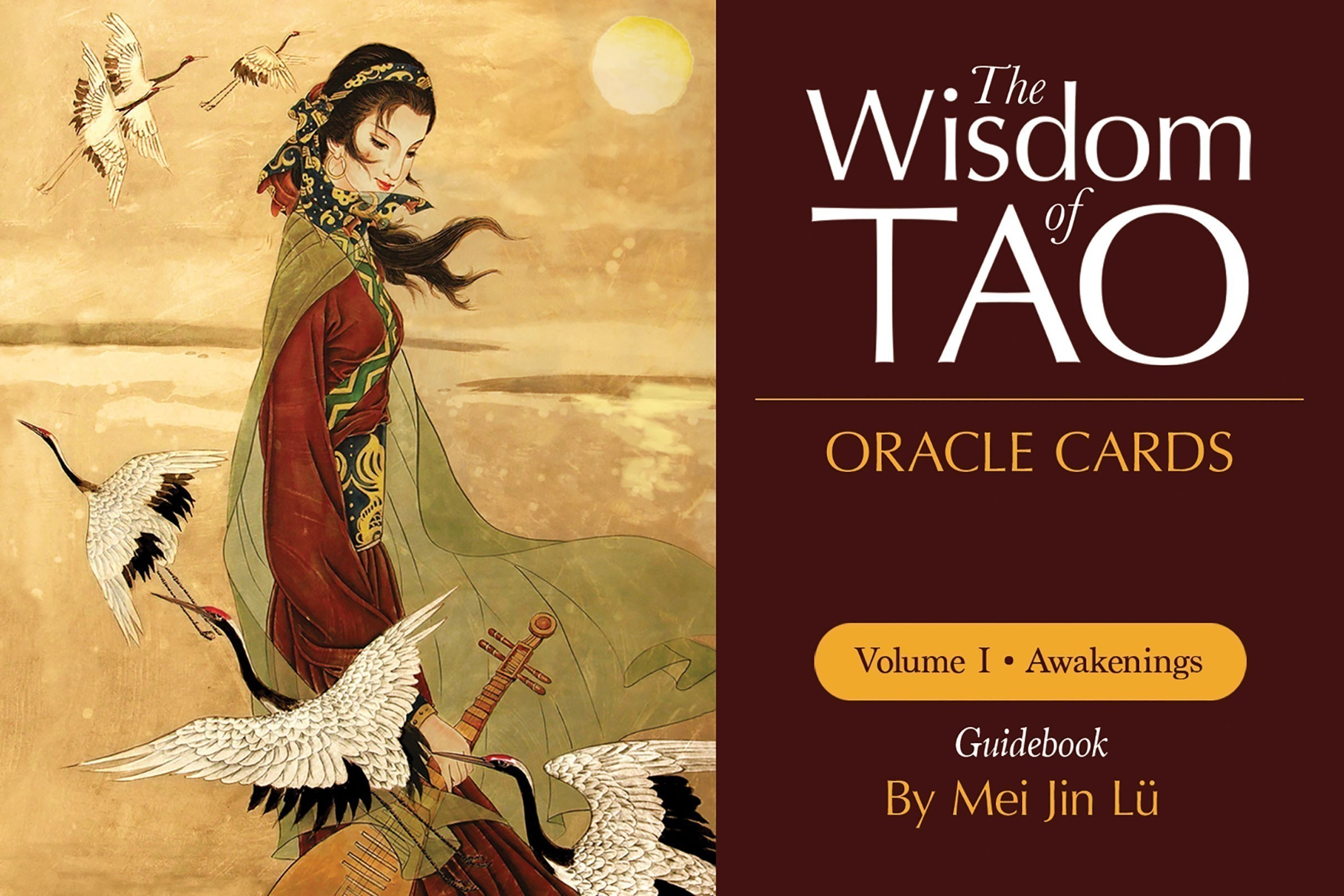 The Wisdom of Tao Oracle Cards Volume I • Awakenings