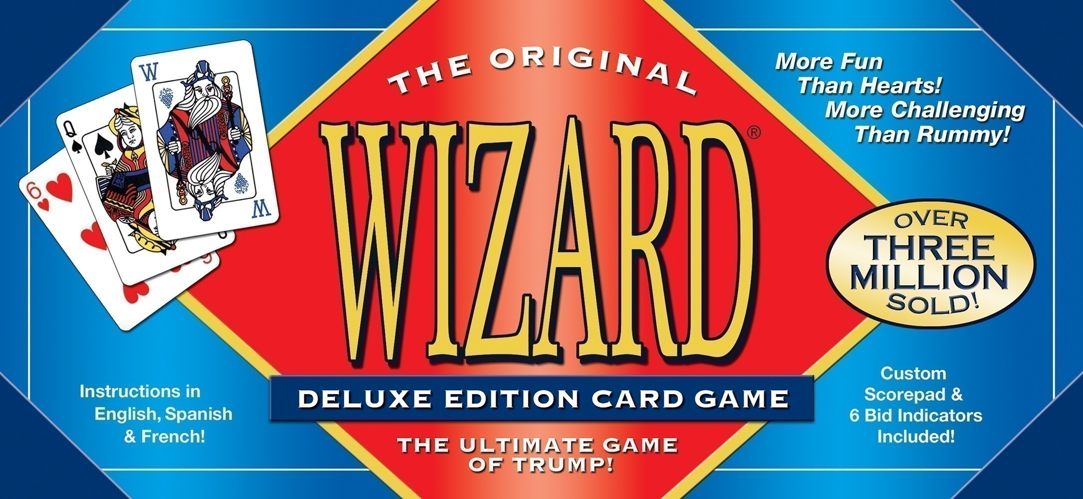 Wizard® Card Game Deluxe Edition