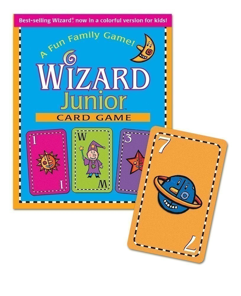 Wizard® Junior Card Game