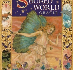 Cover for the Sacred World Oracle