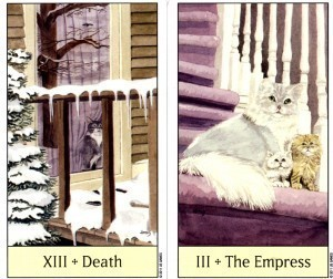 Cat's Eye | Death vs. The Empress
