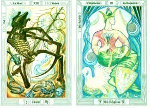 Thoth | Death vs. The Empress