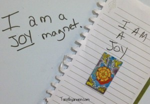 Joy Magnet by Arwen Lynch