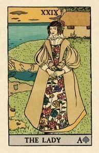 Pixie Astounding Lenormand 29 Lady
