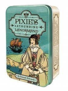 Pixie Astounding Lenormand Tin