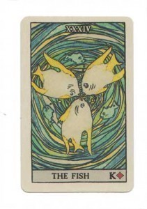 Pixie's Astounding Lenormand Fish